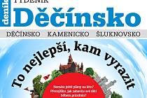 Nejnovější vydání Týdeníku Děčínsko