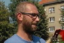 Jiří Němeček na archivním snímku