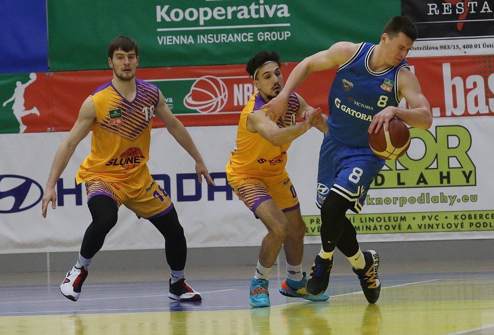 Sluneta Ústí - USK Praha, Český pohár 2020/2021