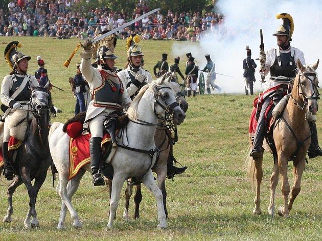 Bitva u Chlumce, srpen 2013.