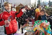 Vesničky na Homolsku si užívali masopustní veselí.
