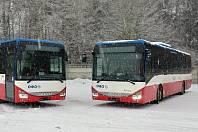 Autobusy Iveco Crossway LE na podzim koupil také ČSAD MHD Kladno. Za čtyři vozy zaplatil 20 milionů s DPH.