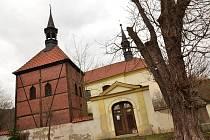Církvice nabízejí procházku a kostel s kulturním programem