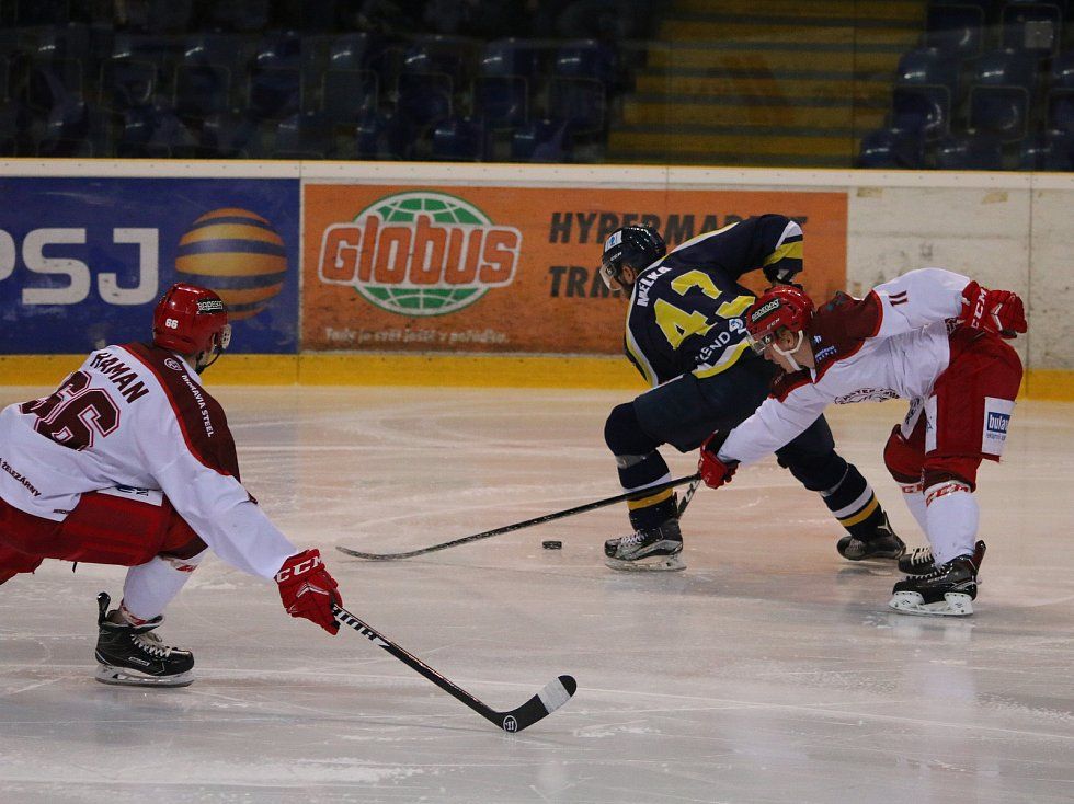 Fotoreport ze zápasu HC Slovan ÚnL vs. HC Frýdek-Místek 25.11. ´17