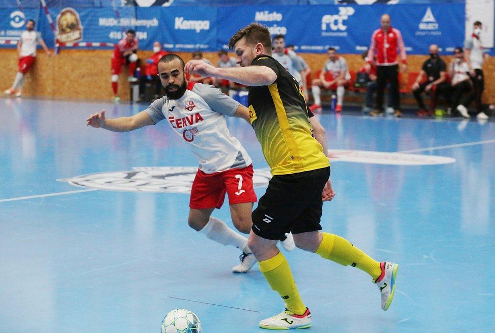 Rapid Ústí n. L. - Svarog Teplice, 1. FUTSAL liga 2020/2021