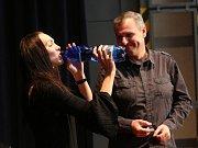 V Ústí nad Labem proběhl konkurz na zpěváky do muzikálu Bídníci. O roli se ucházeli i zpěváci Pavel Vítek a Kamila Nývltová