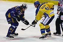 Další výhru si připsali na konto hokejisté Ústí na ledě v Šumperku.