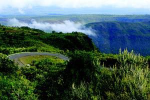 Vstup do Rift Valley