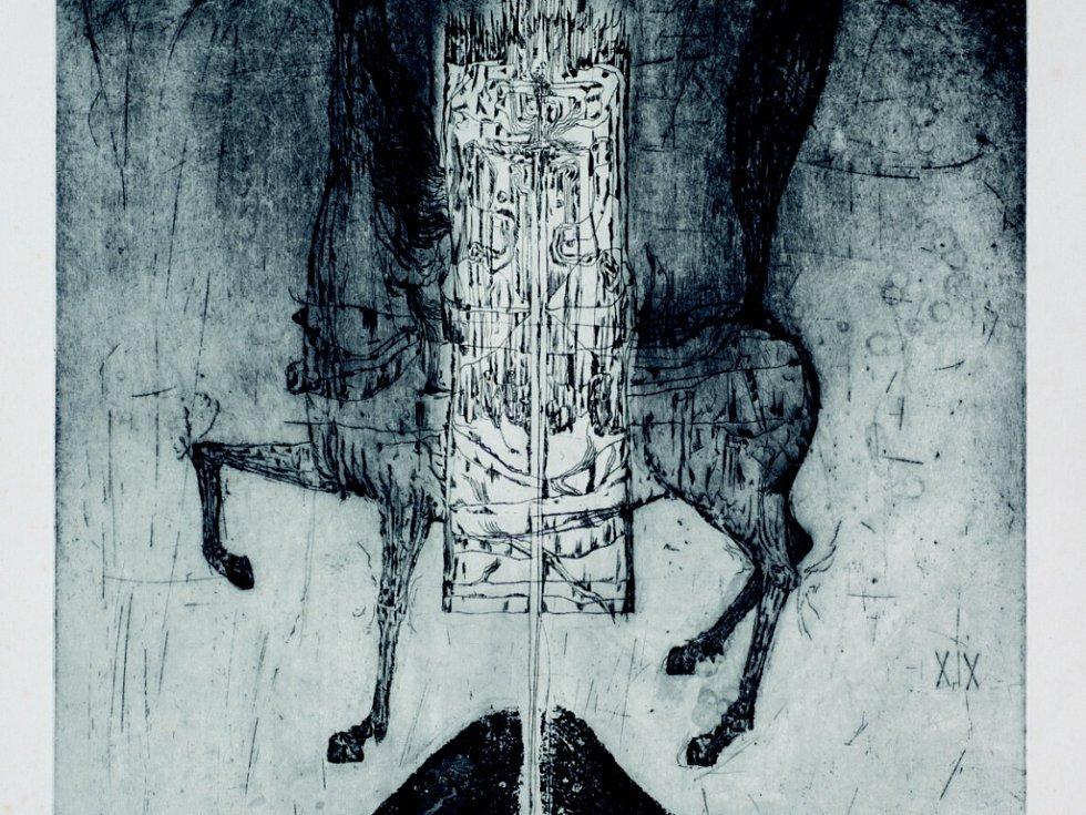 Jan Koblasa: Apokalypsa XIX - Bílý kůň.