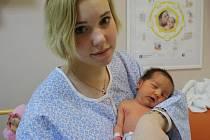 Rozálie Neumannová se narodila 1.1.2017 (11.32) Tereze Neumannové. Měřila 47 cm, vážila 2,44 kg.