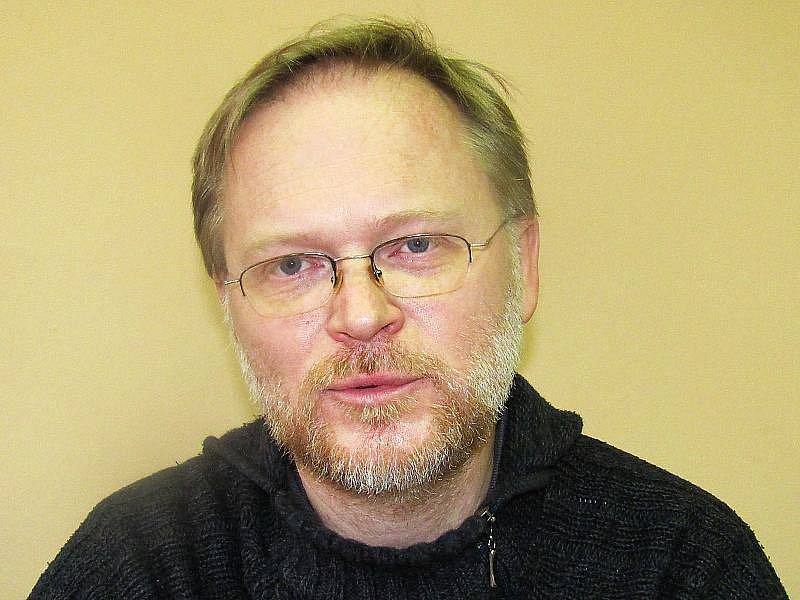 Václav Houfek.