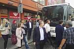Deník-bus dorazil do cíle.