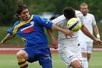 Už ve středu mohli fotbalisté Ústí slavit postup do první ligy. Ovšem zápas ve Varnsdorfu se jim nepovedl, prohráli 0:2.