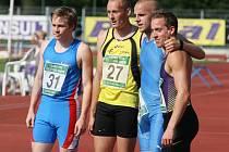 Devět disciplín, přes tři stovky nadšených diváků a jeden rekord stadionu. Taková je bilance letošního ročníku atletické Grand Prix města Ústí nad Labem.
