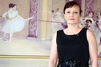 Regina Blažková Holubová by ráda dovedla malé svěřenkyně až do baletní školy v Dráždanech.