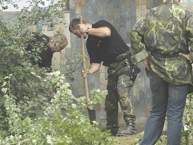 Policie našla další ostatky mrtvého těla