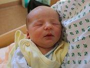 Miroslav Hantych se narodil v ústecké porodnici 18.6. 2017(1.49) Miroslavě Hantychové. Měřil 50 cm, vážil 3,50 kg.