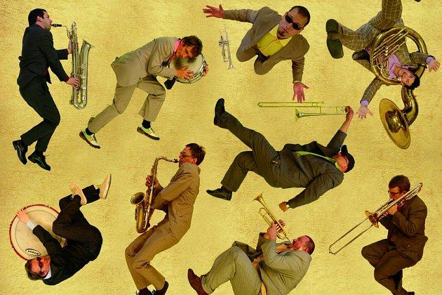 Při Dnech české a německé kultury vystoupí také Top Dog Brass Band
