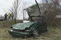 Vykoledovali si nehodu...