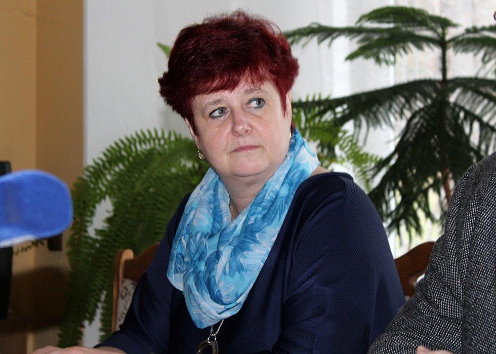 Lenka Hanušová z Krajské veterinární správy Ústí nad Labem