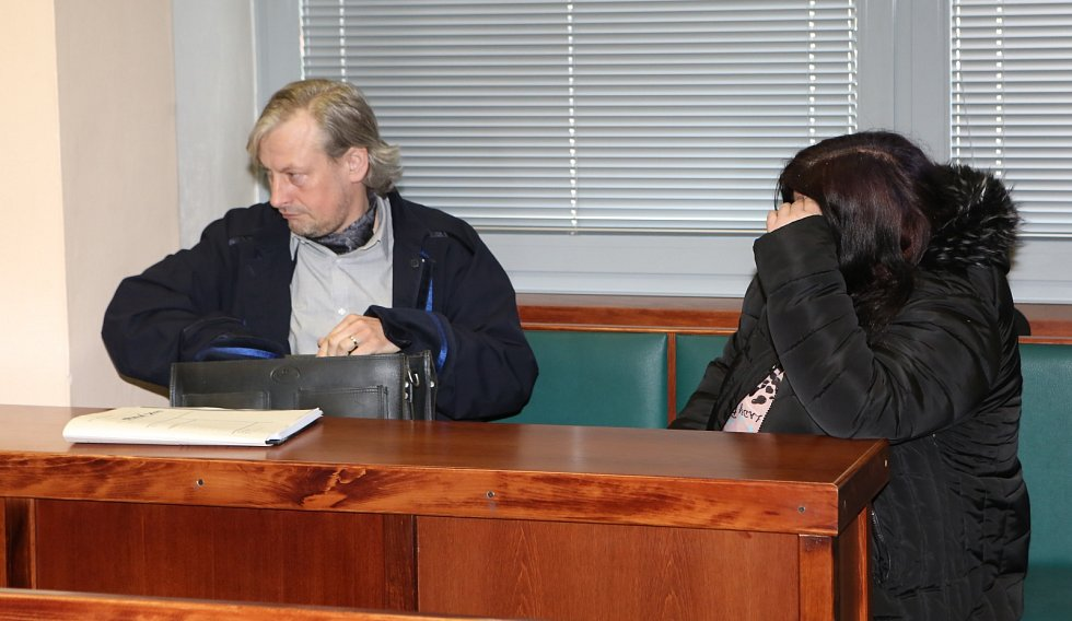 Obžalovaná z vraždy miminka v Teplicích u ústeckého soudu