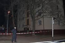Anonym hrozil bombou, sedmnáct lidí muselo opustit své domovy.