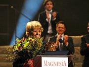 Helena Tattermuschová dostala za operu Thálii za celoživotní výkon.