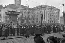 Prezident Edvard Beneš odmítl vydat československé armádě rozkaz k obraně republiky. Wehrmacht mohl 9. října 1938 vstoupit do Ústí bez jediného výstřelu.