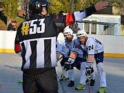 Elba DDM Ústí - HC Kert Part Praha 1:4.