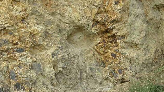 Kamenné slunce je unikátní geologický útvar, který se nachází v Českém středohoří u obce Hnojnice.