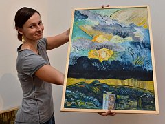 Tvorbu malíře z Ústí, který trpěl schizofrenií, představí ústecké muzeum.