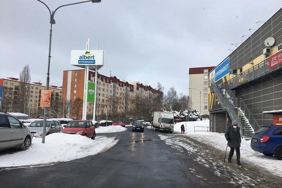 Obvod Severní Terasa v Ústí nad Labem
