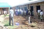 Úspěšný rok pomoci do Keni.