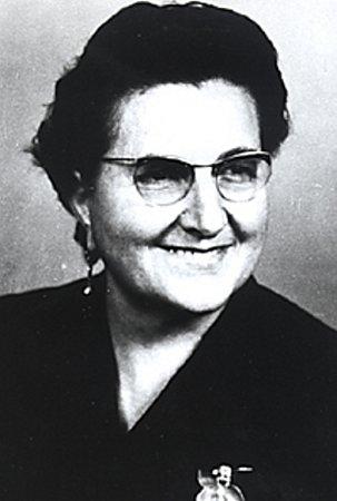 Gertrud Riegel.