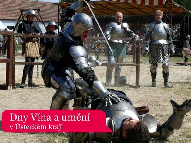 Slavnosti burčáku, vína a umění se uskuteční na Střekově.