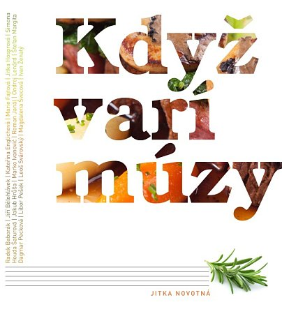 Kniha měla pražský křest, kmání by měla být ivseveročeských knihkupectvích.
