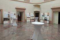 Výstava zakončuje pětiletý projekt dokumentující historii stavby pro zpracování chmele.