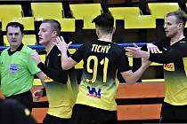 Futsalisté Rapid Ústí nad Labem ilustrační