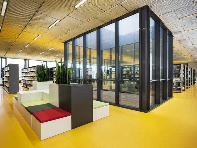 Vědecká knihovna UJEP