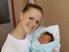 Anthony Šlytr se narodil Kateině Šlytrové z Teplic 8.dubna v 10.07 hod. v ústecké porodnici. Měřil 49 cm a vážil 3,2 kg