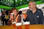 Obnovení tradice pivních slavností v Litoměřicích je na dobré cestě.