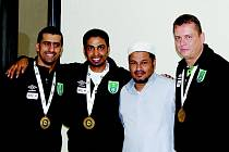 Trenérovi Michaelu Hájkovi se v Saudské Arábii daří.