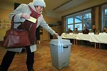 Voliči zatím spíš tápou. Ilustrační foto.