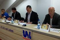 Vedení fotbalistů Army odtajnilo cíle do nové sezony na tiskové konferenci.