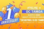 OC Tamda slaví 1.narozeniny