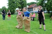 Sportovní a dětský den vRoudníkách