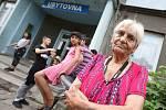Lidé z ubytoven budou ve čtvrtek demonstrovat u Fora.