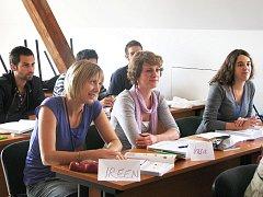 Výuka jazyků. Ilustrační foto