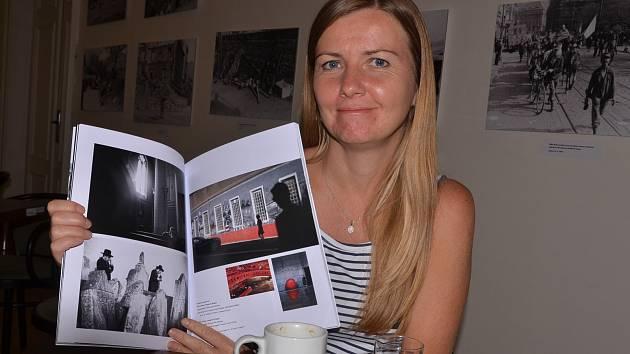 Ústecká učitelka a fotografka Lenka Krejčová dokumentovala školu v období koronaviru