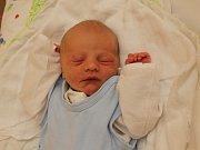Tomáš Havel se narodil v ústecké porodnici 9.11.2016 (12.35) Haně Havlové. Měřil 48 cm, vážil 3,03 kg.